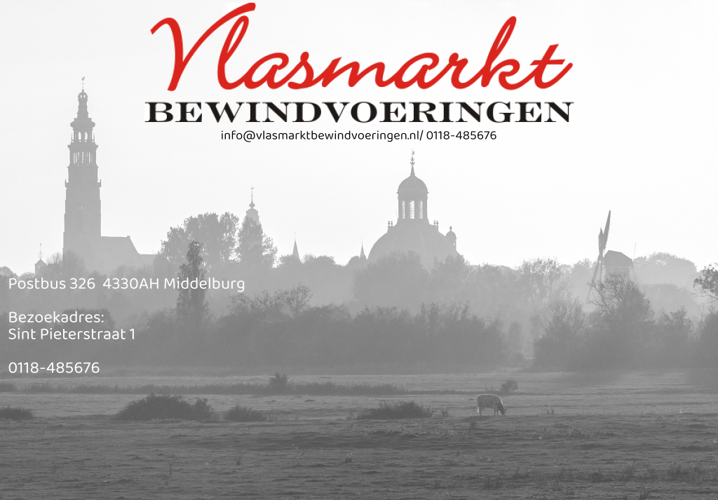 Vlasmarkt bewindvoeringen middelburg sint pieterstraat 1 0118 485676